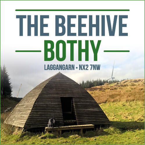 The Beehive Bothy - Laggangarn NX2 7NW