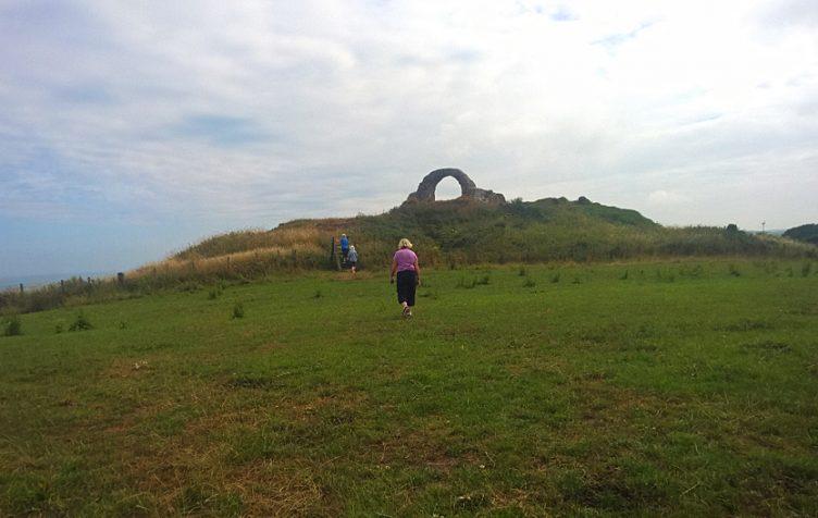 Garlies Castle: Core Path 428